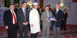 (Türkisch) Euro-Schulen Öğretmen ve yöneticilerinden Camimize Ziyaret