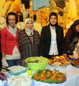 Dünya Kadınları Kültür Gecesinde Buluştu