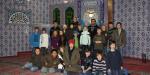 (Türkisch) Grundschule Bömberg  Camimizi Ziyaret Etti