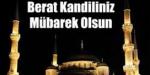 (Türkisch) BERAT KANDİLİNİZ MÜBAREK OLSUN