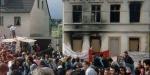 (Türkisch) Solingen Faciası'nda Hayatlarını Kaybeden 5 Türk İçin AnmaTöreni