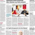 Basın: Paris'deki suikast çok dehşet verici